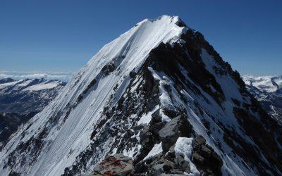 Cresta Langer Suldengrat al Gran Zebrù