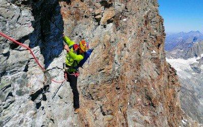 Cervino – cresta Furggen