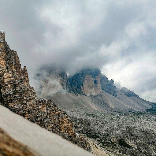 ferrata Innerkofler Monte Paterno 510 | Giovanni Orlando Guida Alpina