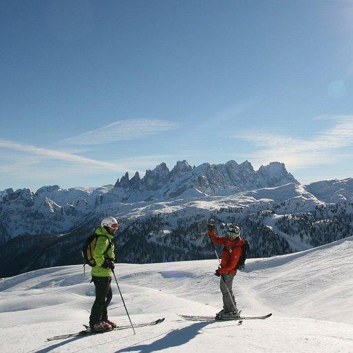 Freeride Dolomiti San Pellegrino 510 | Giovanni Orlando Guida Alpina
