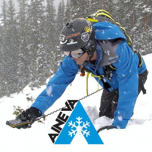 Autosoccorso su neve valanghe AINEVA Dolomiti 5 2 | Giovanni Orlando Guida Alpina
