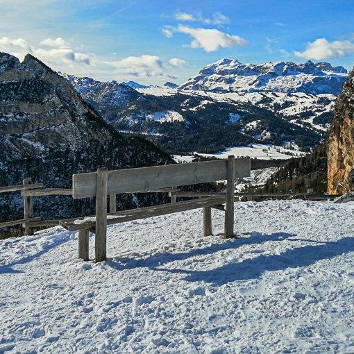 ciaspolata in Dolomiti di due giorni al Parco naturale Fanes-Senes-Braies